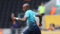 Nový útočník West Hamu Andre Ayew.