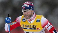 Norský lyžař Martin Johnsrud Sundby zřejmě vypadl z reprezentace.