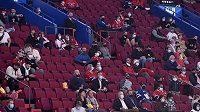 Hokejisty Montrealu nakonec bude moci při zápasech NHL sledovat zaplněná hala