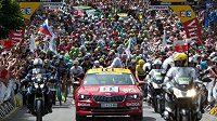Jaký bude letošní ročník Tour de France je stále nejisté