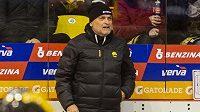 Trenér Litvínova Vladimír Kýhos mohl být s výkonem svého týmu spokojený