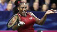 Serena Williamsová patří k nejlepším hráčkám historie
