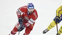 Michal Birner bude českému týmu proti Rusku v sestavě chybět