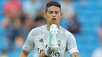 James Rodríguez bude Realu několik týdnů chybět