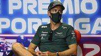 Sebastian Vettel se dopustil hodně kuriozní chyby