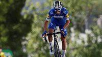 Třetí etapu Tour de France vyhrál po úniku Julian Alaphilippe