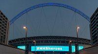 Bude se anglická liga dohrávat ve Wembley?