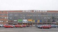 Zimní stadión v Ústí nad Labem