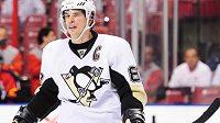 Sidney Crosby, hvězda Pittsburghu i celé NHL.
