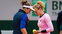 Kateřina Siniaková a Barbora Krejčíková na finále nedosáhly