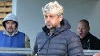 Trenér Mladé Boleslavi Jozef Weber během pohárového utkání s Chrudimí.