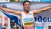 Maročan Mahdžúb Dazza přišel o vítězství z loňského Pražského maratonu