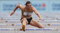 Běžkyně Lucie Škrobáková