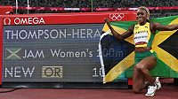 Jamajčanka Elaine Thompsonová-Herahová