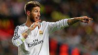 Konec po deseti letech? Obránce Sergio Ramos už nechce hrát za Real Madrid.