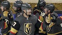 Páteční zápas hokejistů Vegas a St. Louis byl kvůli koronaviru v týmu Golden Knights odložen (ilustrační foto)