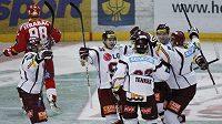 Hokejová Sparta vzdá hold záchranným a bezpečnostním složkám