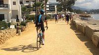 Těmito místy mají podle Chrise Froomea projíždět cyklisté při letošní Vueltě.