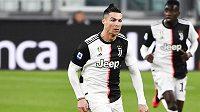Kde a jestli vůbec bude dohrávat Cristiano Ronaldo letošní ročník Ligy Mistrů?