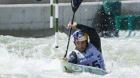 Zdravotně indisponovaný Vavřinec Hradilek skončil na mistrovství Evropy ve vodním slalomu devátý.