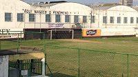 Stadion tradičního brazilského klubu San Cristováo