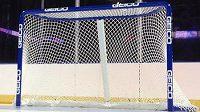 Nové branky s logem partnera soutěže představí zámořská hokejová liga ECHL.