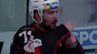 Ukrajinský hokejový reprezentant Andrij Deniskin