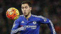 Eden Hazard již není v Chelsea spokojený.