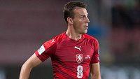Vladimír Darida si proti San Marinu připsal gól a proměněnou penaltu.