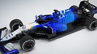 """Nový Williams FW43B """"vystihuje ducha minulosti týmu""""..."""