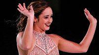 Loňská mistryně světa a olympijská vítězka Kaetlyn Osmondová se už k soutěžnímu krasobruslení nevrátí