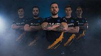 Team Sampi představil CS:GO soupisku pro novou sezonu.
