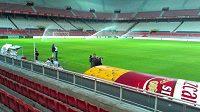 Stadión Ramóna Sáncheze Pizjuána v Seville, kde ve čtvrtek Liberec nastoupí proti domácímu celku v utkání Evropské ligy.
