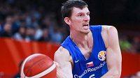 Basketbalista Pavel Pumprla