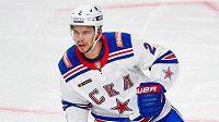 Ruský hokejový obránce Arťom Zub podepsal roční smlouvu s Ottawou.