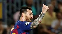 Barcelonský kapitán Lionel Messi si na Real musí ještě počkat.