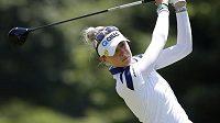 Americká golfistka českého původu Nelly Kordová vyhrála turnaj v Grand Rapids
