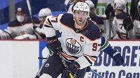 Connor McDavid z Edmontonu vládne produktivitě NHL