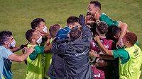 Fotbalový klub Chapecoense může slavit postup