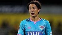 Japonský fotbalový reprezentant Kanazaki se nakazil koronavirem
