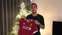 Nizozemský stoper Virgil van Dijk se stal pro příznivce Liverpoolu opravdovým dárkem pod vánoční stromeček...