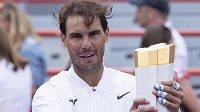 Rafael Nadal ovládl turnaj v Monterealu, v Cincinnati však hrát nebude
