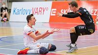 Volejbalista Lukáš Vašina chce s Karlovarskem zaútočit na mistrovský titul.