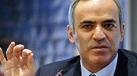 Šachová legenda Rus Garri Kasparov