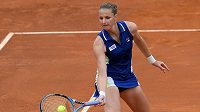 Karolína Plíšková si zahraje o titul.