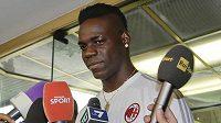 Zklidní v Miláně známého rebela Maria Balotelliho?