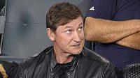 Wayne Gretzky se svou ženou Janet.