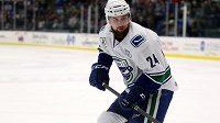 Hokejisty Komety Brno posílil kanadský útočník Brandon DeFazio