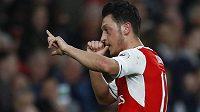 Německý záložník Arsenalu Mesut Özil prozradil, o čem sní.