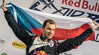 Martin Šonka si vychutnává velký triumf...